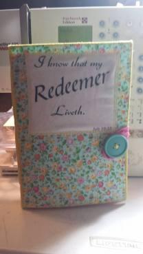 sewn journal