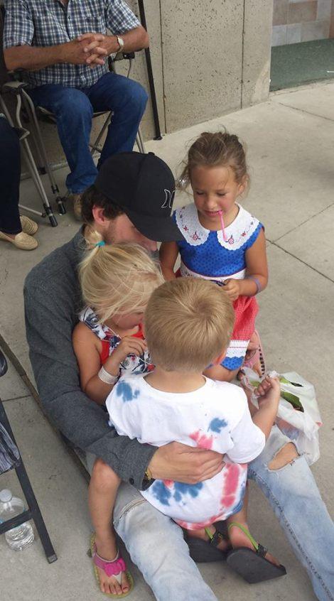 he loved little kids